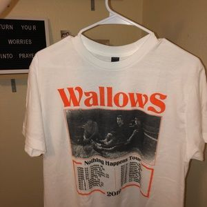 NWT: Urban Outfitters Wallows TeeShirt